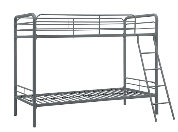 Used Twin Over Twin Bunk Bed | DHP Furniture for sale in Farmers ...