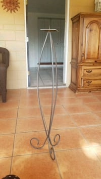 two stainless steel clothes rack Orlando, 32812