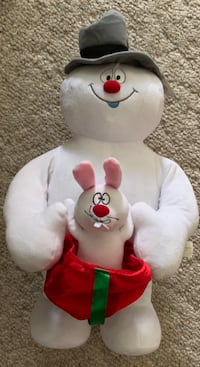 Frosty The Snowman 2Ft Holiday Greeter Lebanon