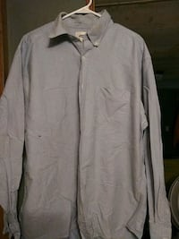 Blue button up Old Navy size Large shirt Blountville, 37617