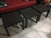 Mini tables,2euro l una,5euro tutti e tre