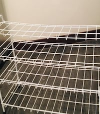 Shoe rack in excellent condition from a pet and smoke free home for only 12$ Vaughan, L6A 3A5
