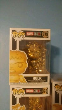 Gold Chrome Hulk Funko Pop Richmond Hill, L4E 0N1
