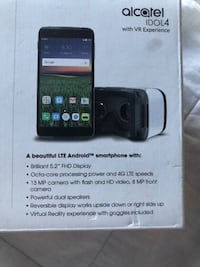 UNLOCKED SMARTPHONE AND VR GLASSES BUNDLE IN ORIGINAL BOX IN PERFECT CONDITION  Centreville, 20120
