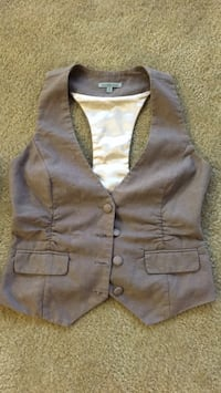 XS stylish vests , great for office wear  Alexandria, 22312