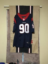 Collectible Texans Clowny Football Jersey  Edinburg, 78541