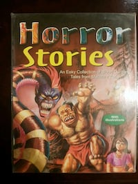 Horror Stories with illustrations Hamilton, L8E 0C1