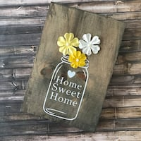 Handcrafted signs