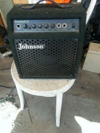 black and gray Fender guitar amplifier Bloomington, 92316