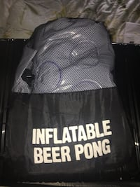 Inflatable Beer Pong Table (Opened but never got the chance to use) Burke, 22015