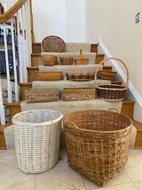 Woven Containers and Baskets Tysons