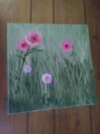 pink and white flower painting Chattanooga, 37407