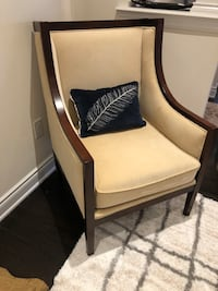 Arm chairs - high back (2 for sale) Whitchurch-Stouffville, L4A 1T5