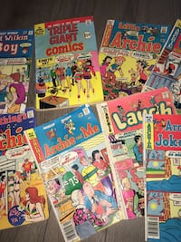 VERY old Archie Comics London, N6C 3H1