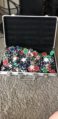 Poker Chips Arlington, 22209