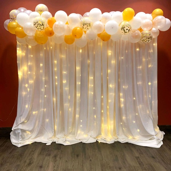 10ft balloon Garland $50 OBO