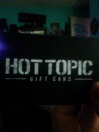 Gift card new40.00 for 20.00