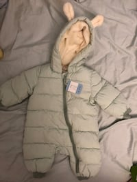 Bunting suit 12-18m BNWT Greater Vancouver, V6T