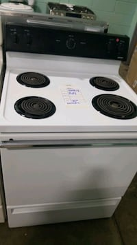 Hotpoint electric Stove 30inches.