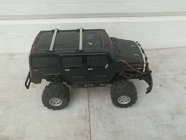 Rc hummer body and parts