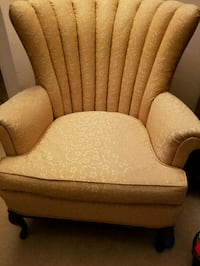 Yellow wing back chairs Norfolk, 23503
