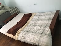 Futon nice condition make an offer Springfield