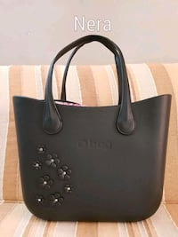 Tote bag Michael Kors in pelle nera Vicenza, 36100