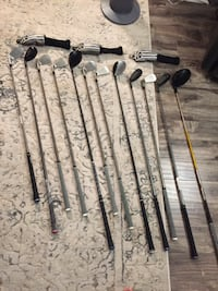 Golf Clubs and Drivers- Callaway - Cobra - Cleveland Oakville