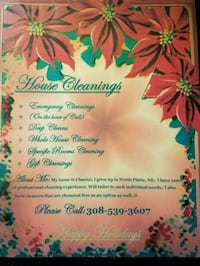 House cleaning North Platte, 69101
