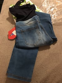 Maternity skinny jeans *NEW* Carter Lake, 51510