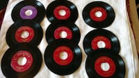 Religious 45 RPM Records.. Various Artists... Riegelsville, 18077