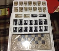 Brand new marble chess for sale! Mississauga, L5W 1L9