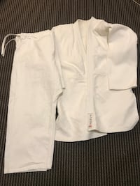 Judo gi Uniform Kitchener, N2P 0C7