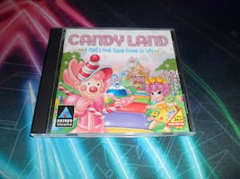 Candy Land - A Child's First Game Comes to Life PC