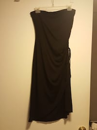 Black strapless dress - Small Gaithersburg, 20878
