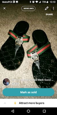 AUTHENTIC Gucci  North Las Vegas, 89081