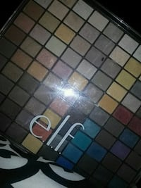 Elf Eyeshadow Palette Barely used//Negotiable  Chestermere, T1X 1V5