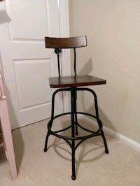 TWO counter / bar stools 30 km
