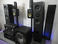 Sony 7.1 HDMI Surround System Parker