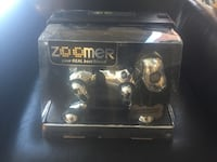 Zoomer Dog Numbered Limited Edition In Silver