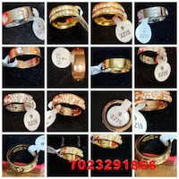 Cartier rings size 6