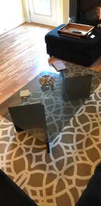 Glass Top Coffee Table Sterling, 20164