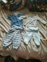 toddler's three assorted clothes Portsmouth, 23703