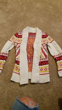 Girls cardigan  Surfside Beach, 29575