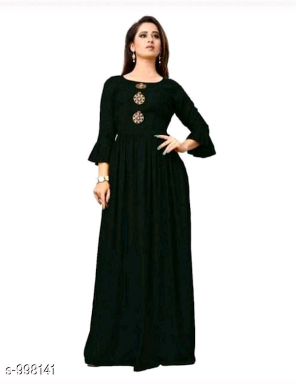 Myhra black dress vol 1