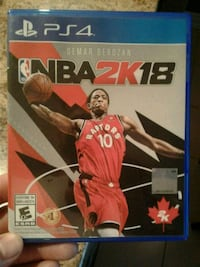 PS4 Game-NBA 2K18 Angus, L0M