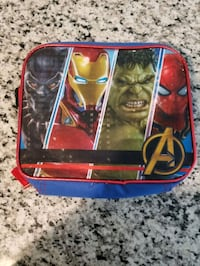 New Kids Avengers lunchbag Cambridge, N3E 1A1