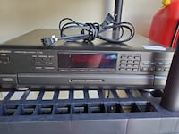 6 Disc CD Changer/Deck Surrey