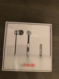 Beats by Dre Ur Beats 2 - Space Grey. NEW!