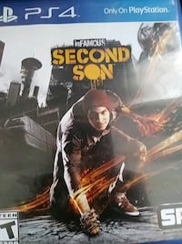 Infamous second son Englewood, 80110